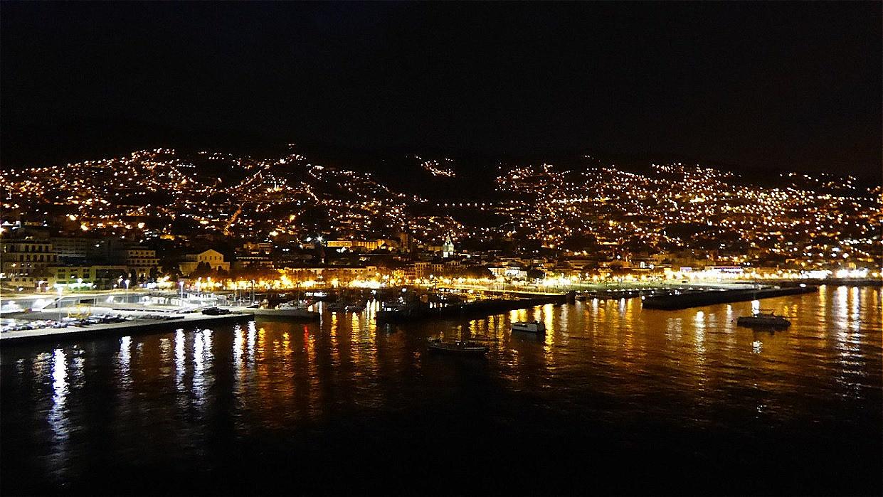 Die Lichter von Funchal !