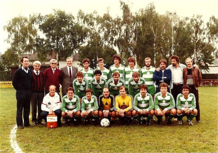 ATSV Sparkasse Mattighofen Herbst 1984