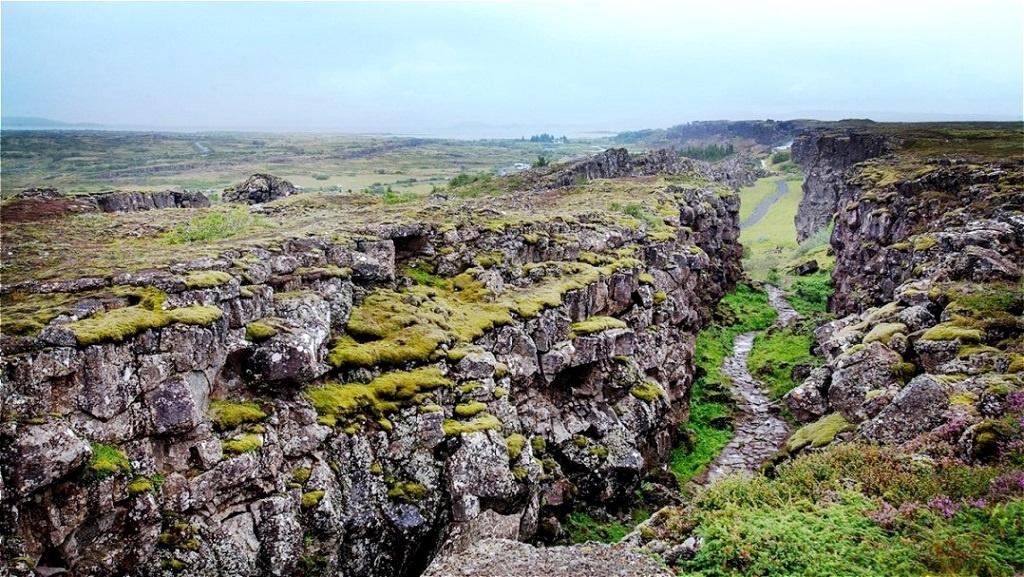 Hier bricht Island auseinander !