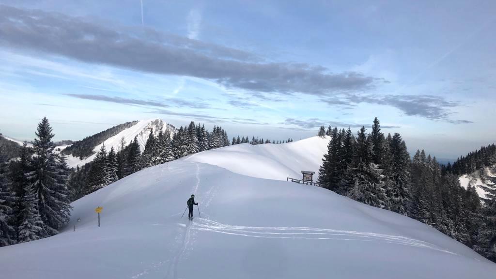 19. Jänner 2021 Zwölferhorn