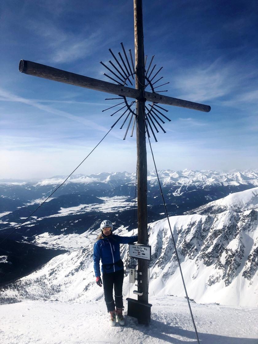 Preber 2.740 m - einer der höchsten Gipfel in den Niederen Tauern