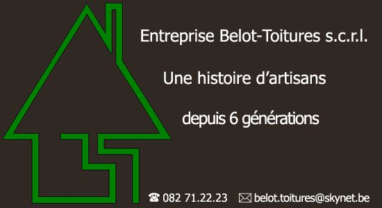 Entreprise Belot-Toitures s.c.r.l.