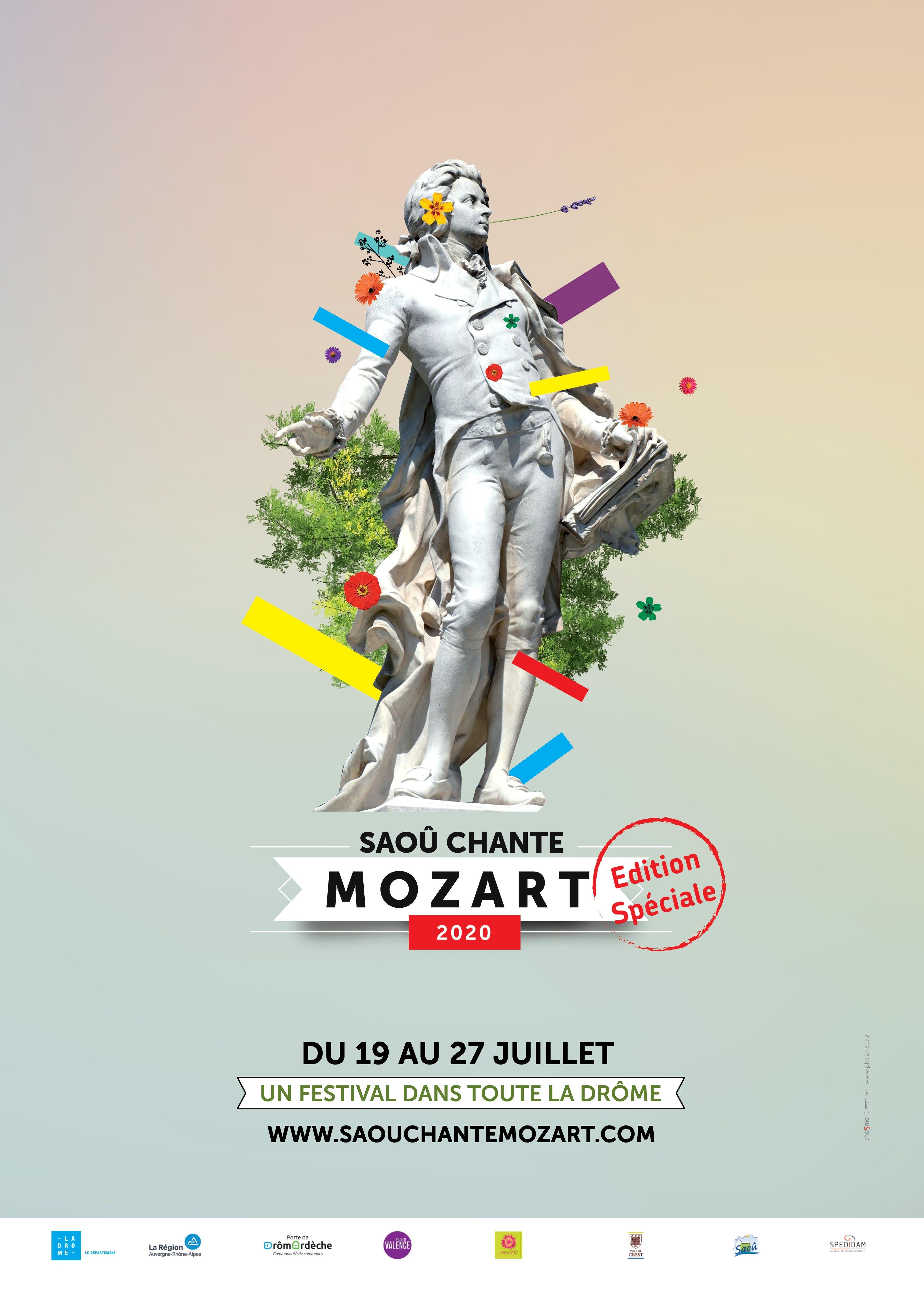 Saoû chante Mozart 2020 - Edition Spéciale