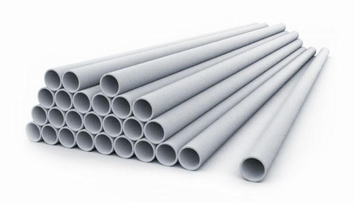 Tubo PVC para varão roscado (2 & 3mts)