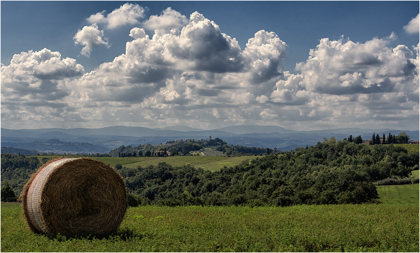 Commended: Tuscan Countryside (Mark Rock)