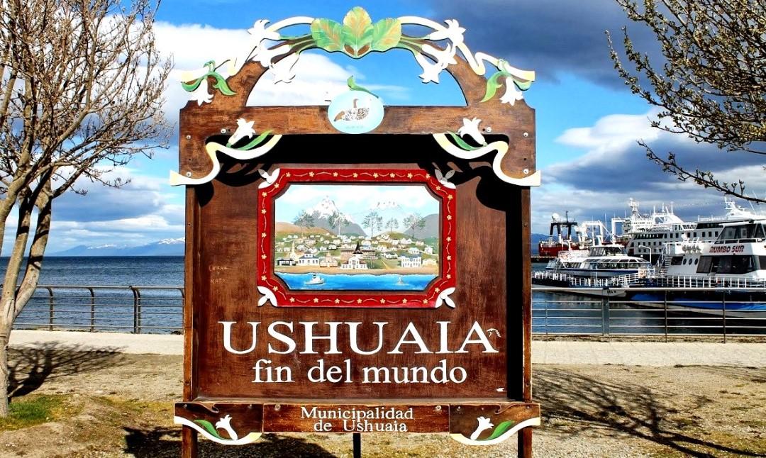 Ushuaia- Ende der Welt