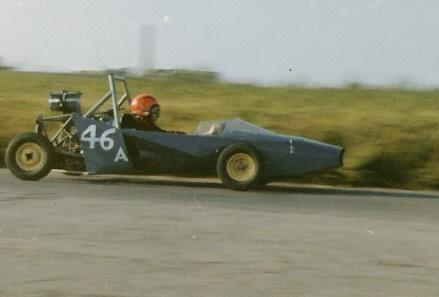 Minim 1 -  on test Harwell 1965