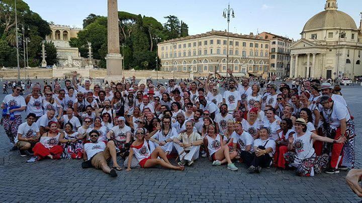 Batala Mundo à Rome 2018