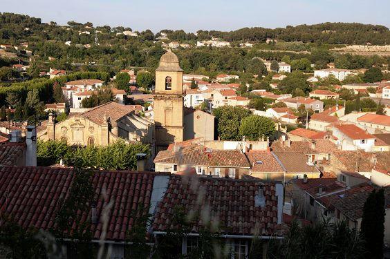 Une autre vue du village