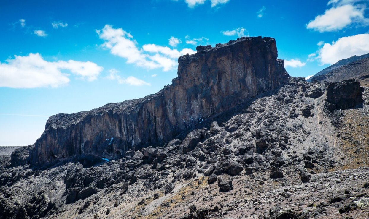 Lava Tower - 4.655 m