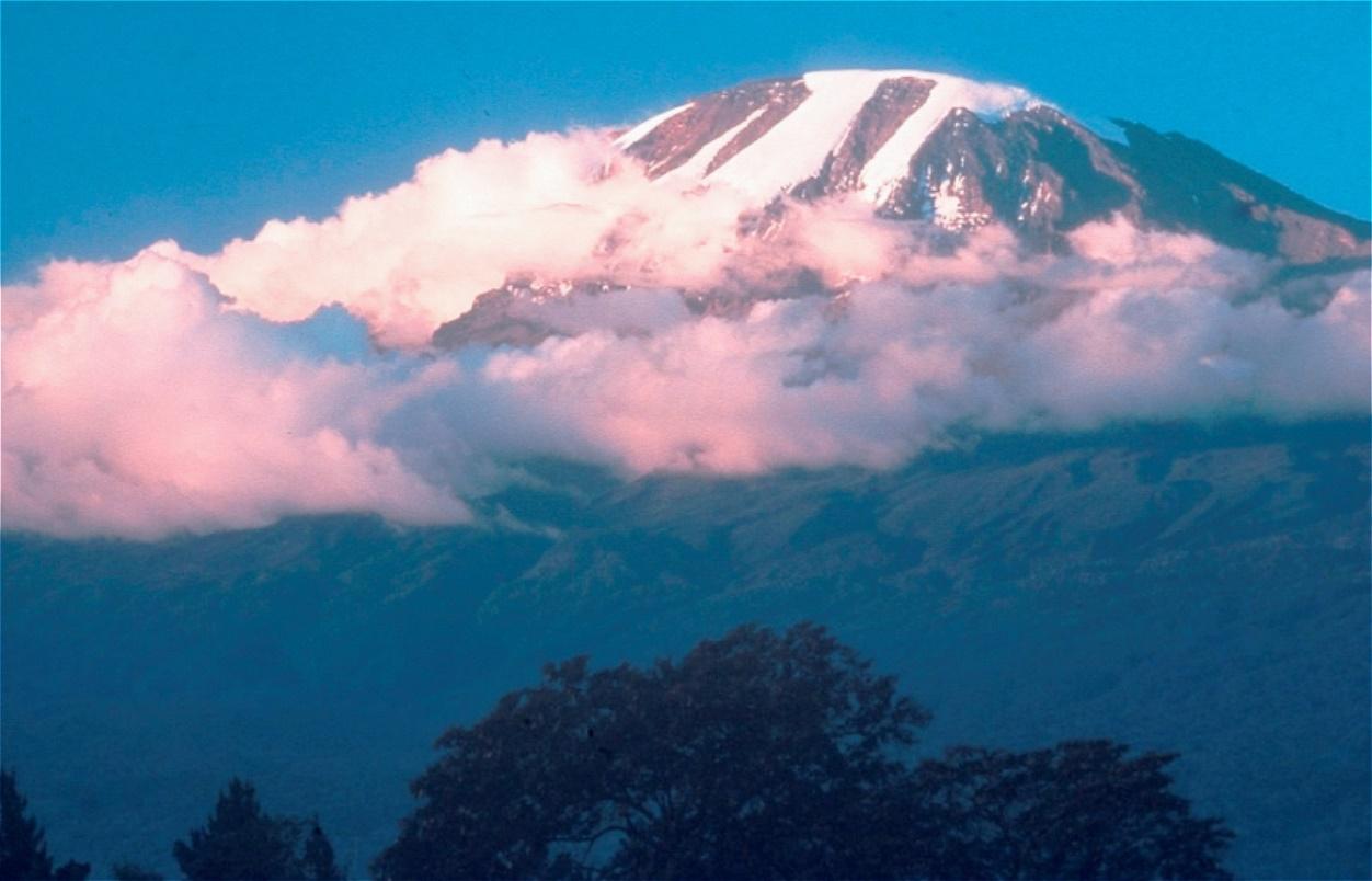 Traumberg - Kilimandscharo 5.895 m