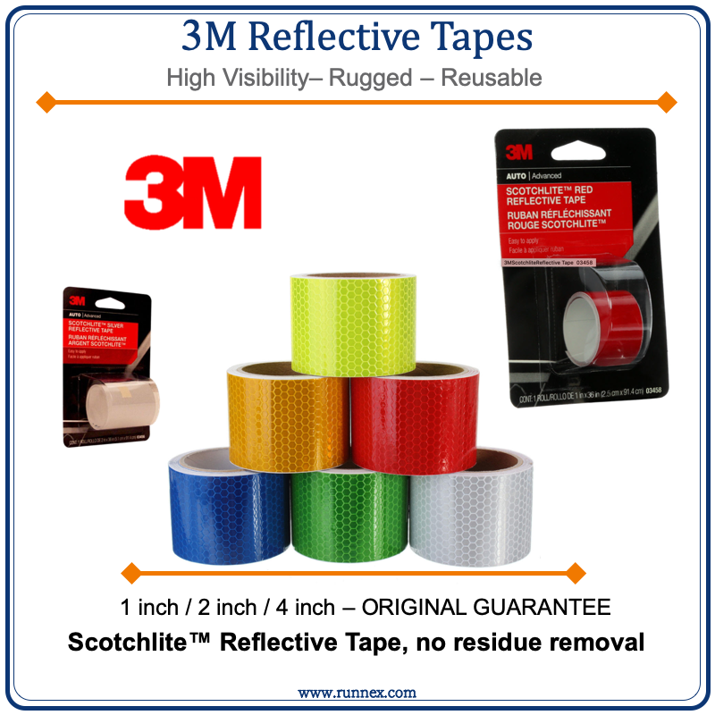 3M Reflective Taps