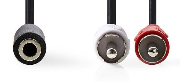 Καλώδιο μετατροπέας Stereo σε RCA