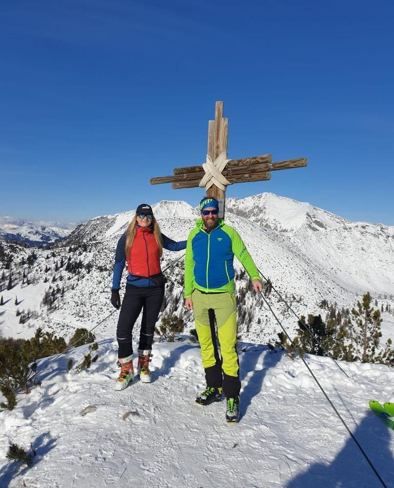 Scheibenkogel  1.997 m