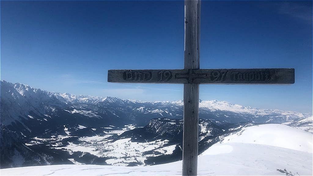 25. März 2021   Rosskogel-Tauplitz   1.890 m