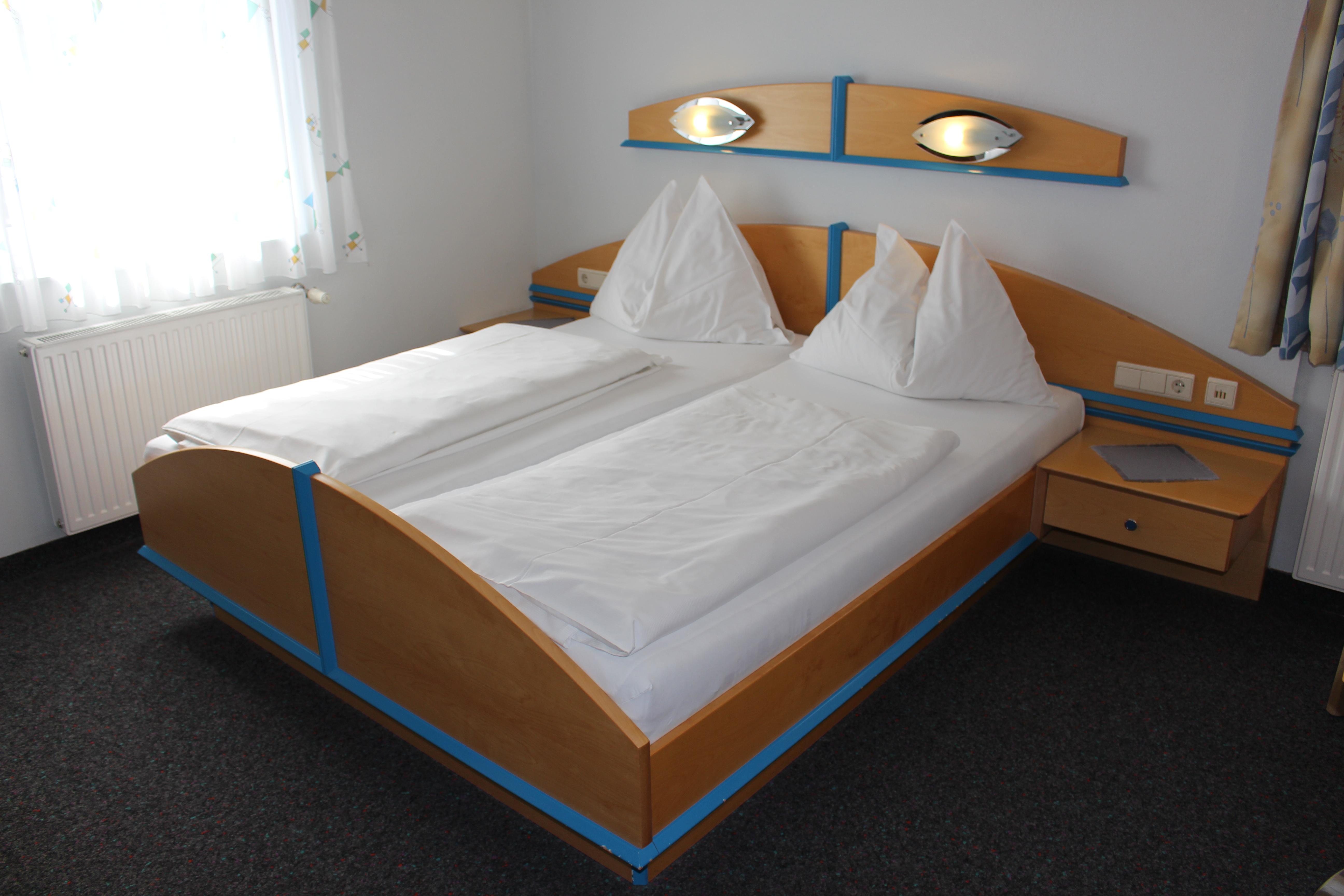 Zimmer Nr. 24 - Doppelzimmer