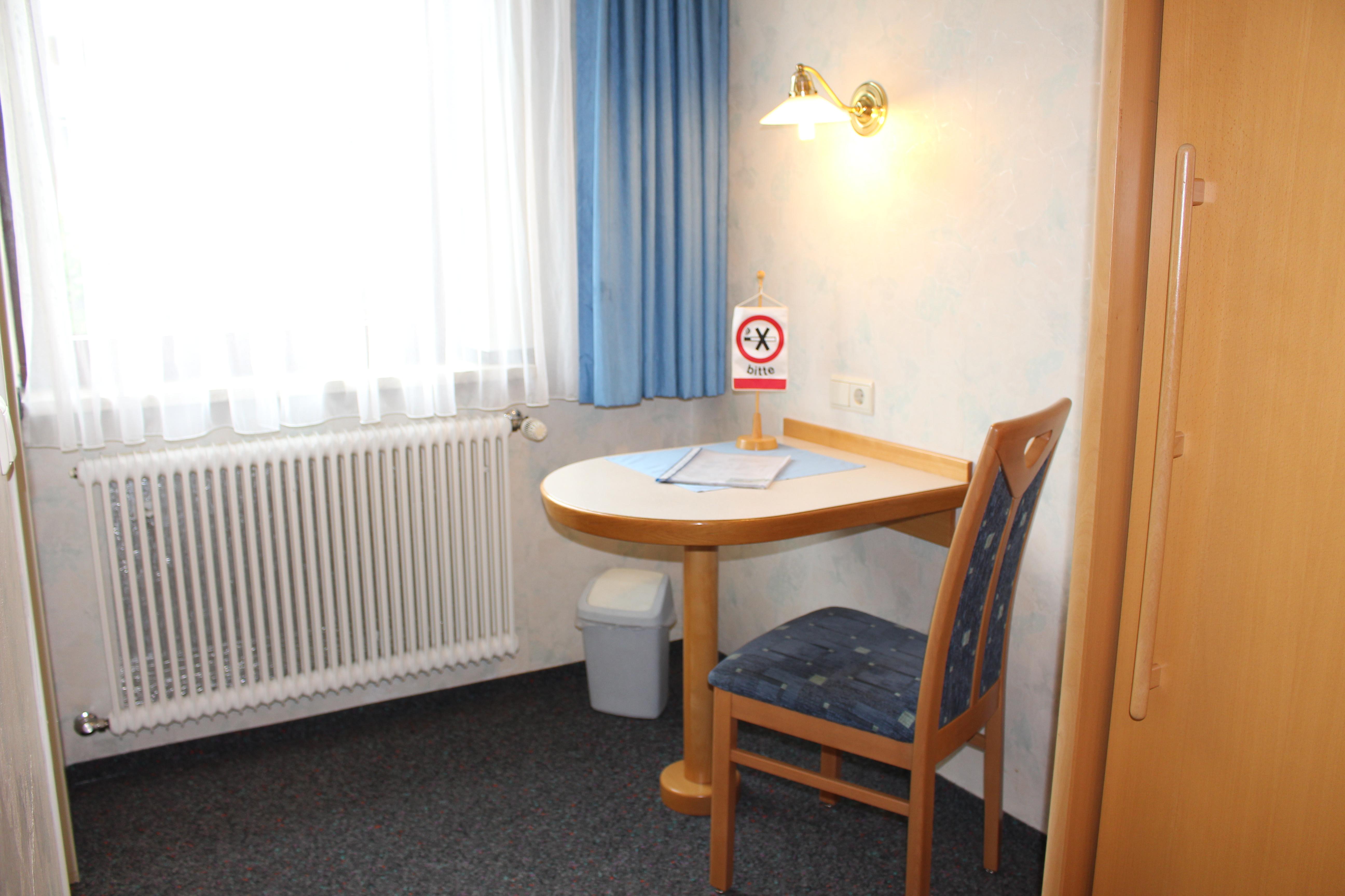 Zimmer Nr.6 - Sitzbereich