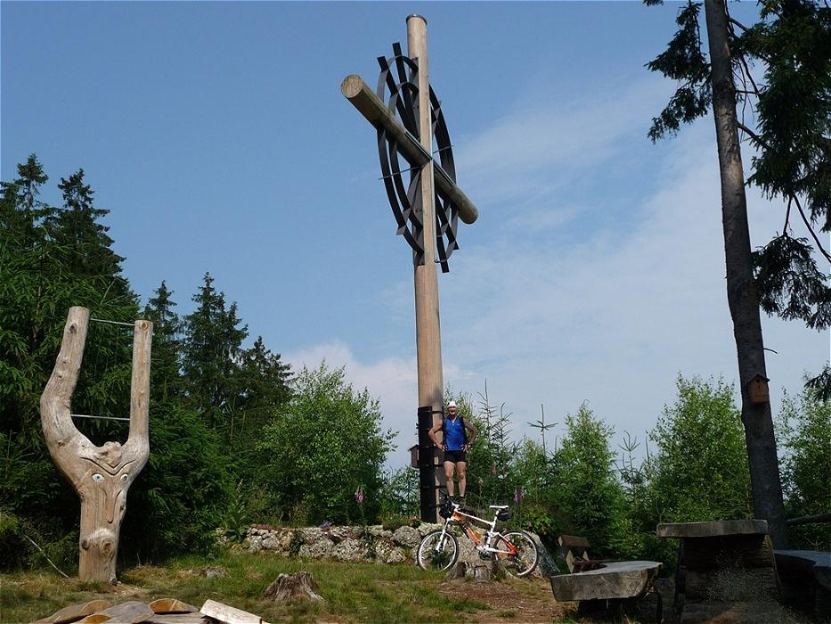 Gipfelkreuz - Hochkuchlberg