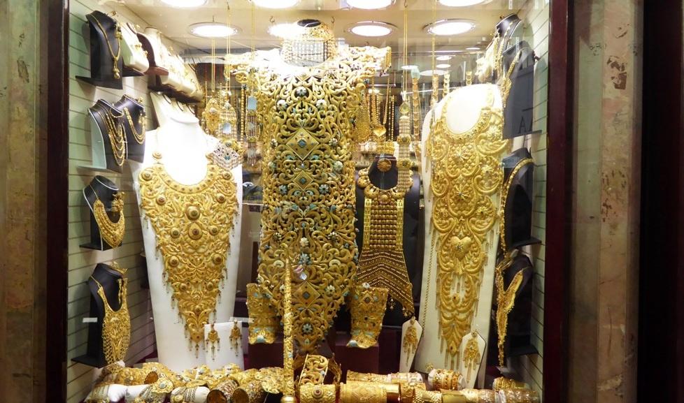 """Glitzerwelt"" Gold Souk"