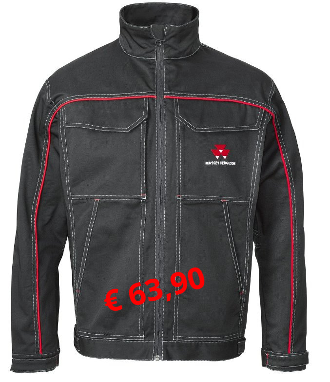 Herren Gr L 100% Garantie Praktisch Massey Ferguson Jacke