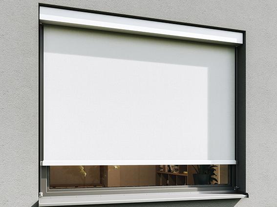 UNIROL 100 - Store screen Baumann Hüppe