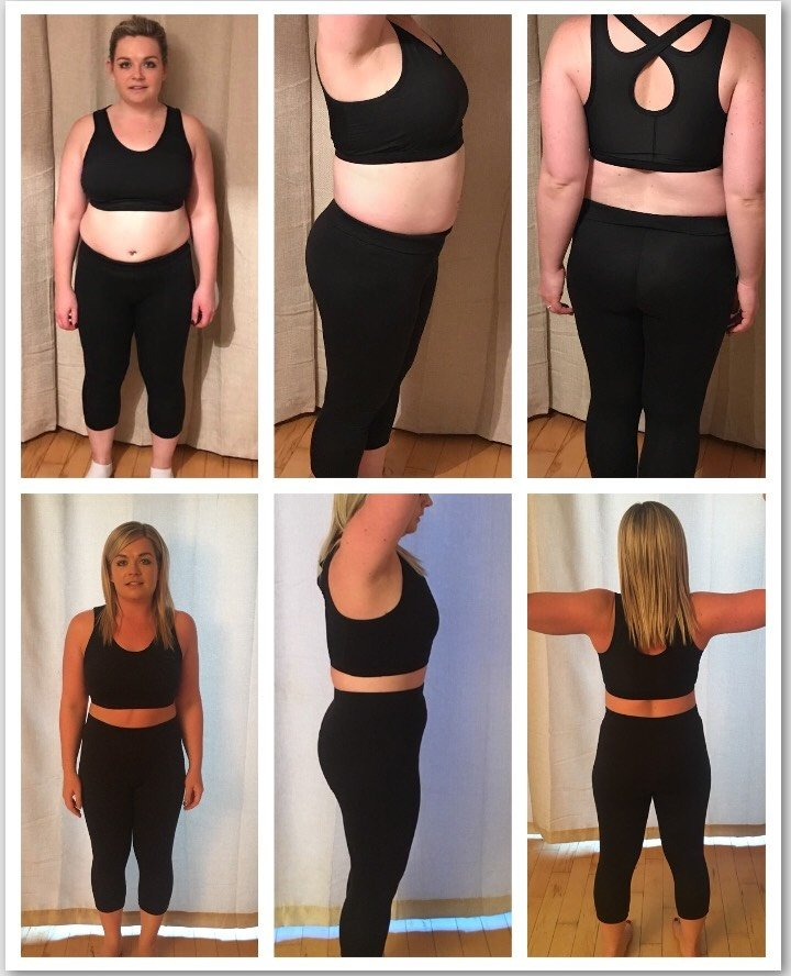 """I dropped 2 stone ready for my wedding thanks to Jack and The Exercise Lounge"" Sinead Jones"