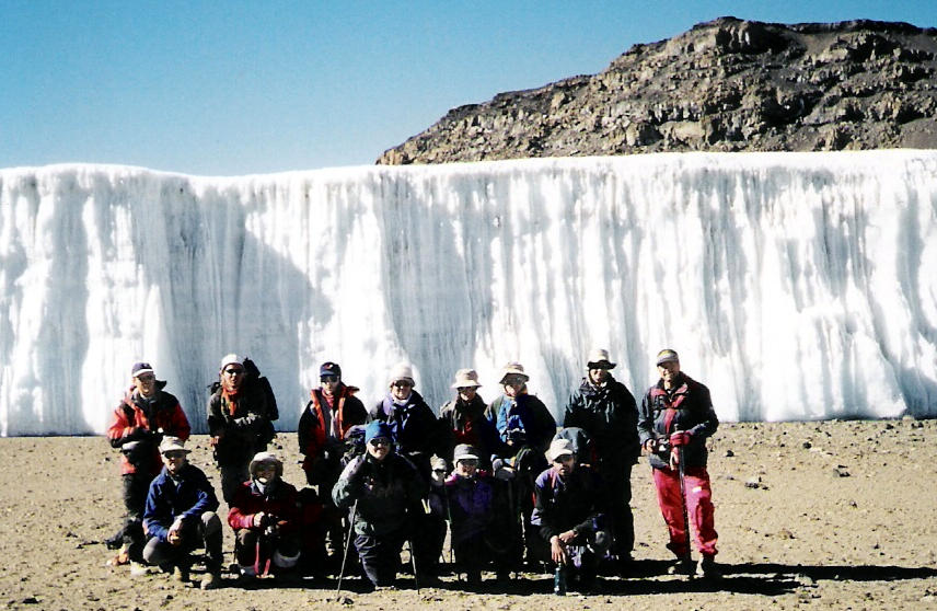 Furtwängler Point - vor dem Furtwängler Gletscher