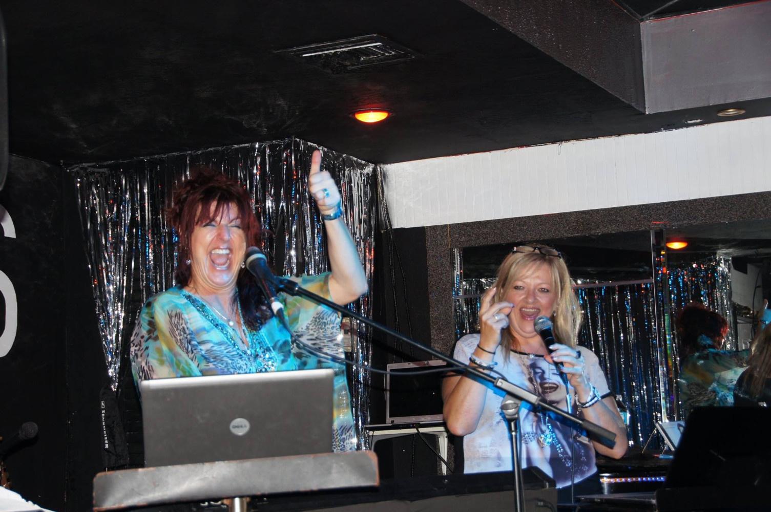 On s'amuse avec Brigitte Leblanc en Floride @ Josée Pouliot