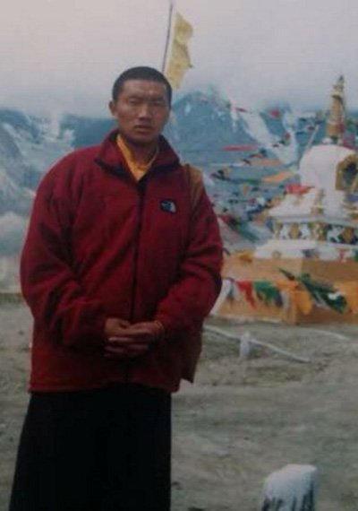 Gyaltsen Wangyal était dans le même cas