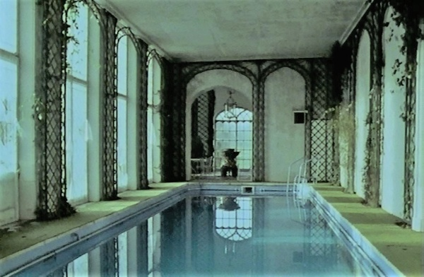 Orangery swimming pool