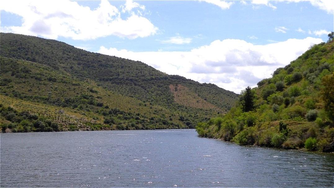 Die letzte Flussbiegung