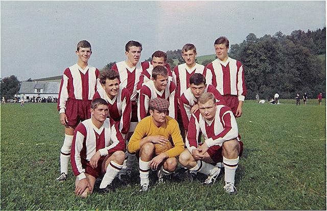SV Pichl bei Wels 1964 - 3. KLasse
