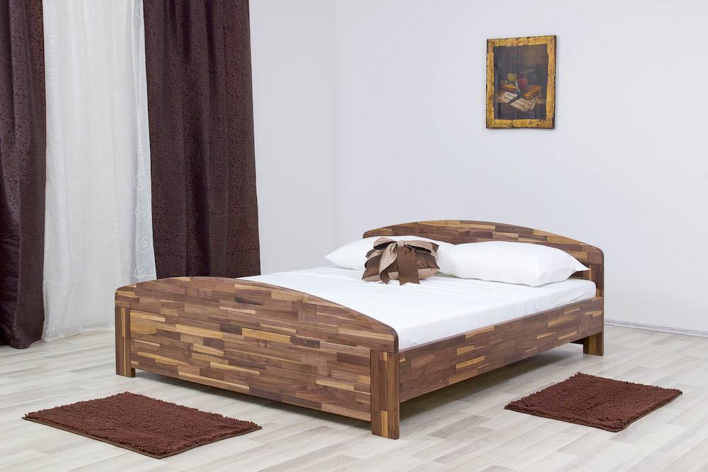 Swift 3 cm Massivholz Maße 140x200/220, 160x200/220, 180x200/220