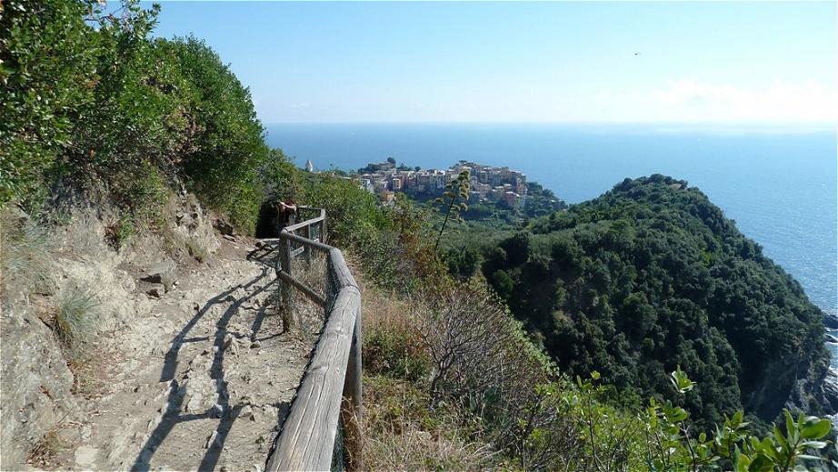 Wanderweg Corniglia - Vernazza