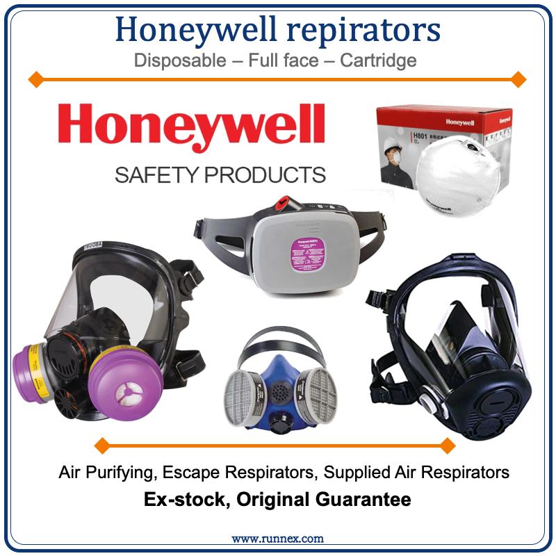 Honeywell Respirators