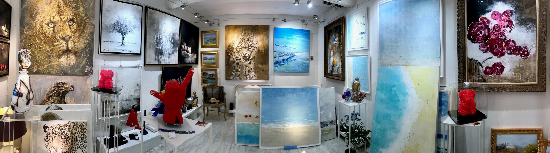 galerie Robert Deniau (robert deniau interior design Mougins)