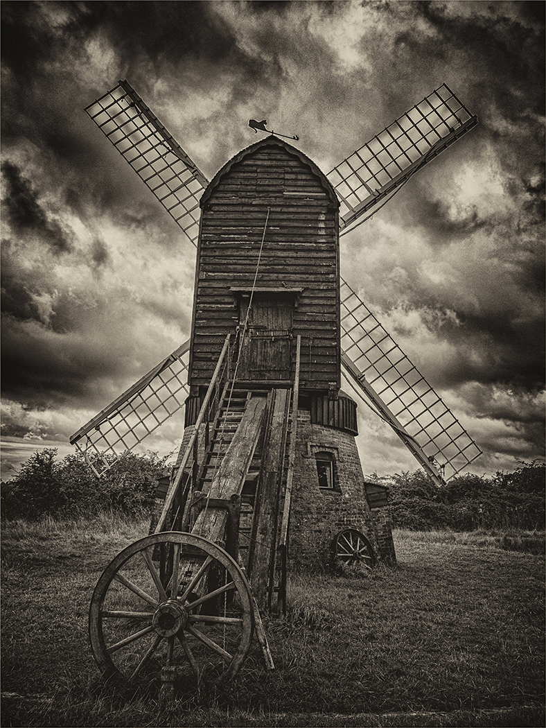 Commended: Windmill (Sue Tucker)