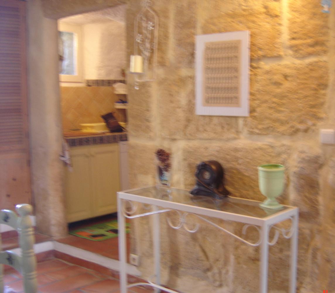 salle 1 - vue sur le coin cuisine