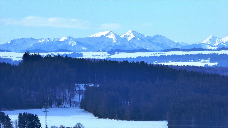 Chiemauer Alpen