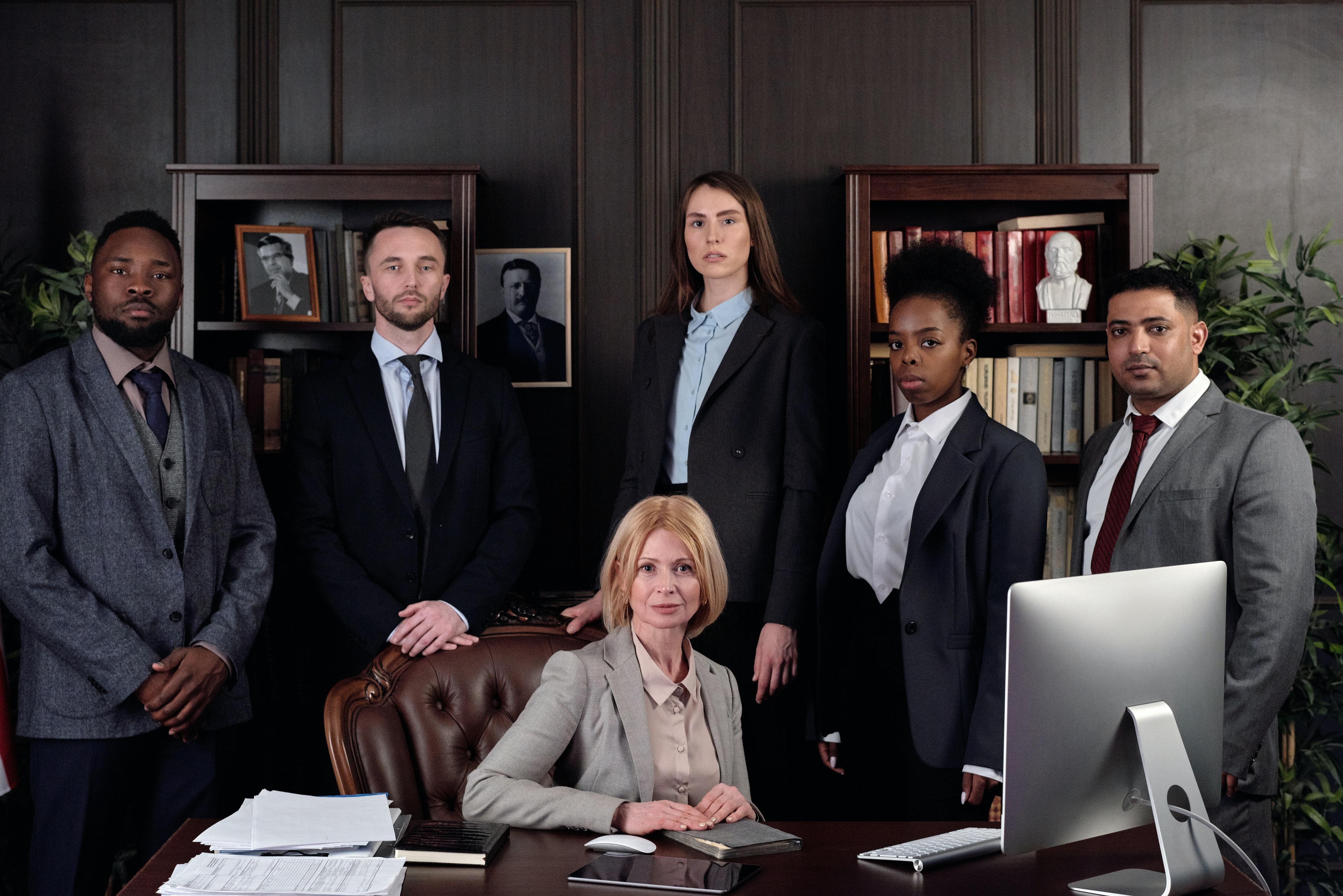 Büroleitung/ Leitung Rechtsanwaltskanzlei (m/w/d)