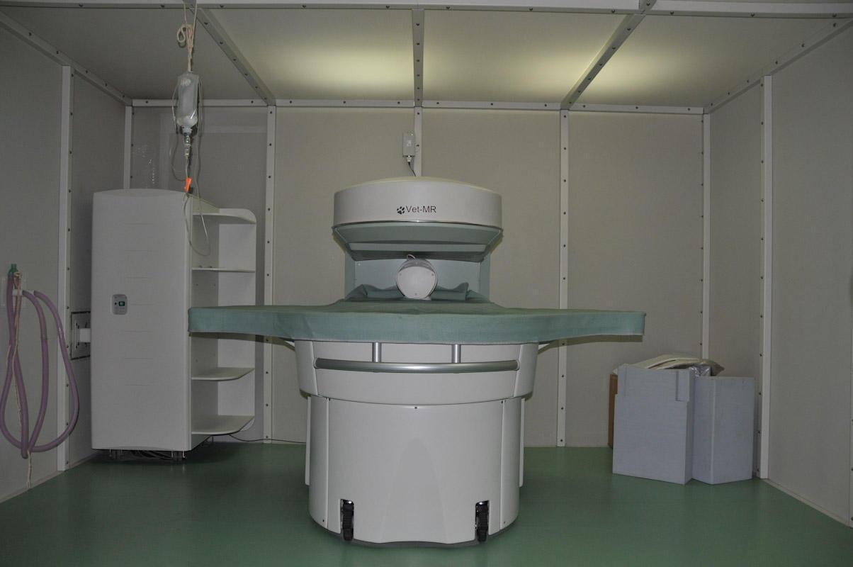 Magnetna resonanca Esaote VetMR