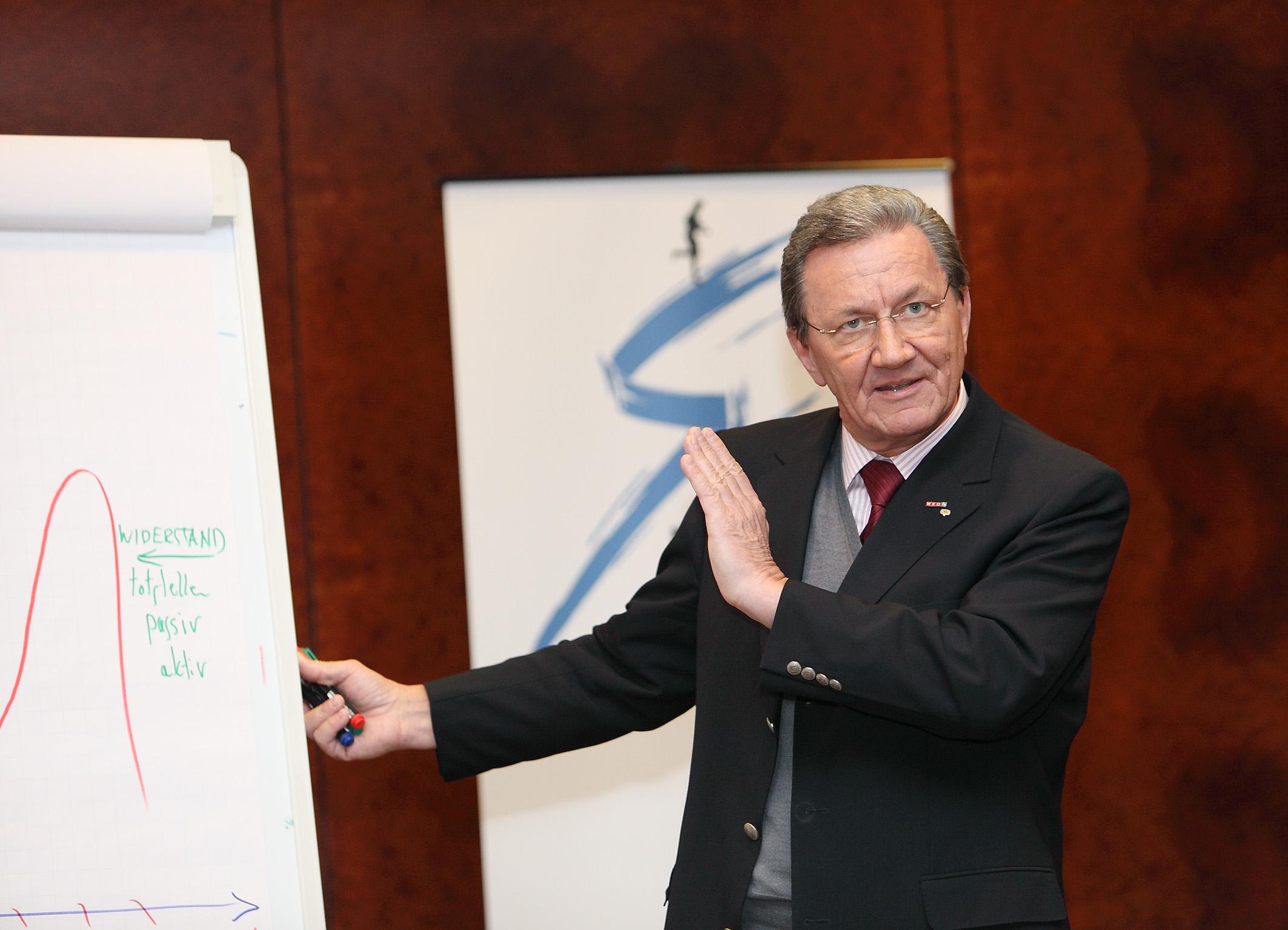 Prof. Dr. Gerd Prechtl, CMC