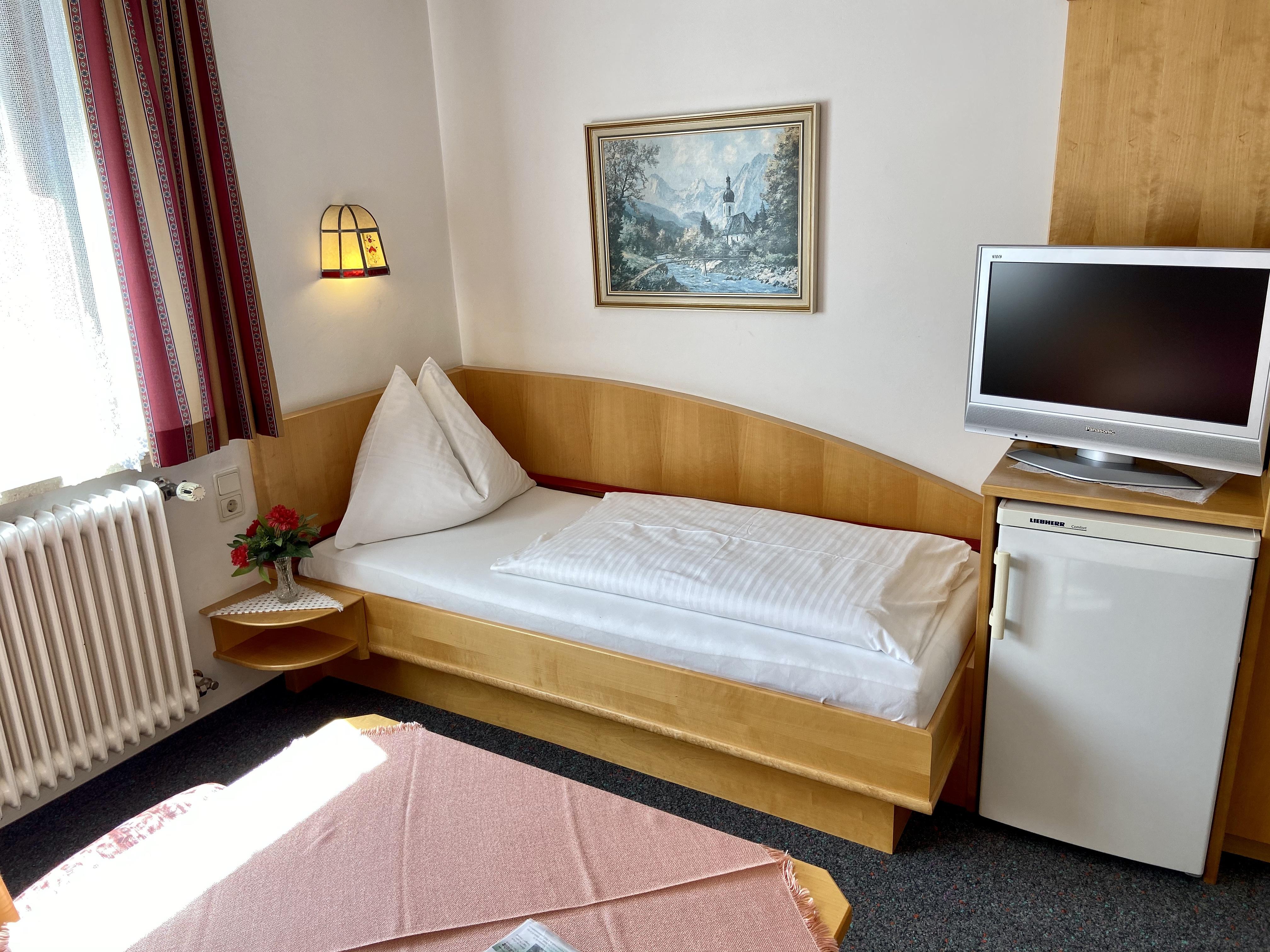 Zimmer Nr. 1 - Drittes Bett