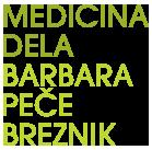 MEDICINA DELA, PROMETA IN ŠPORTA | Barbara Pece Breznik, dr.med., dr.dent.med