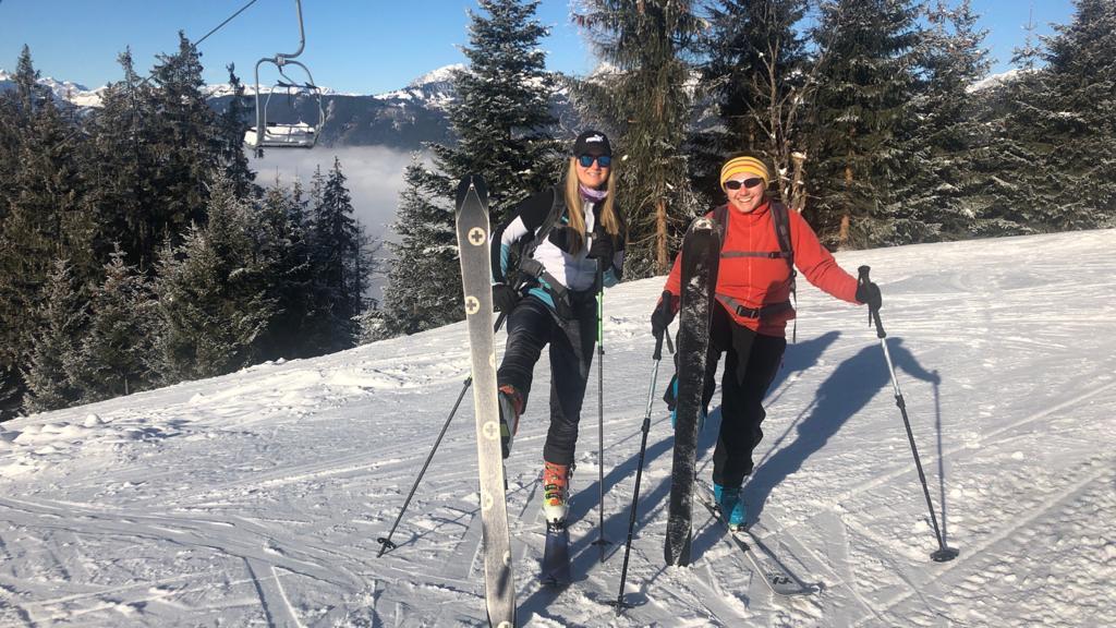 5. Jänner 2021 - Eben - Monte Popolo