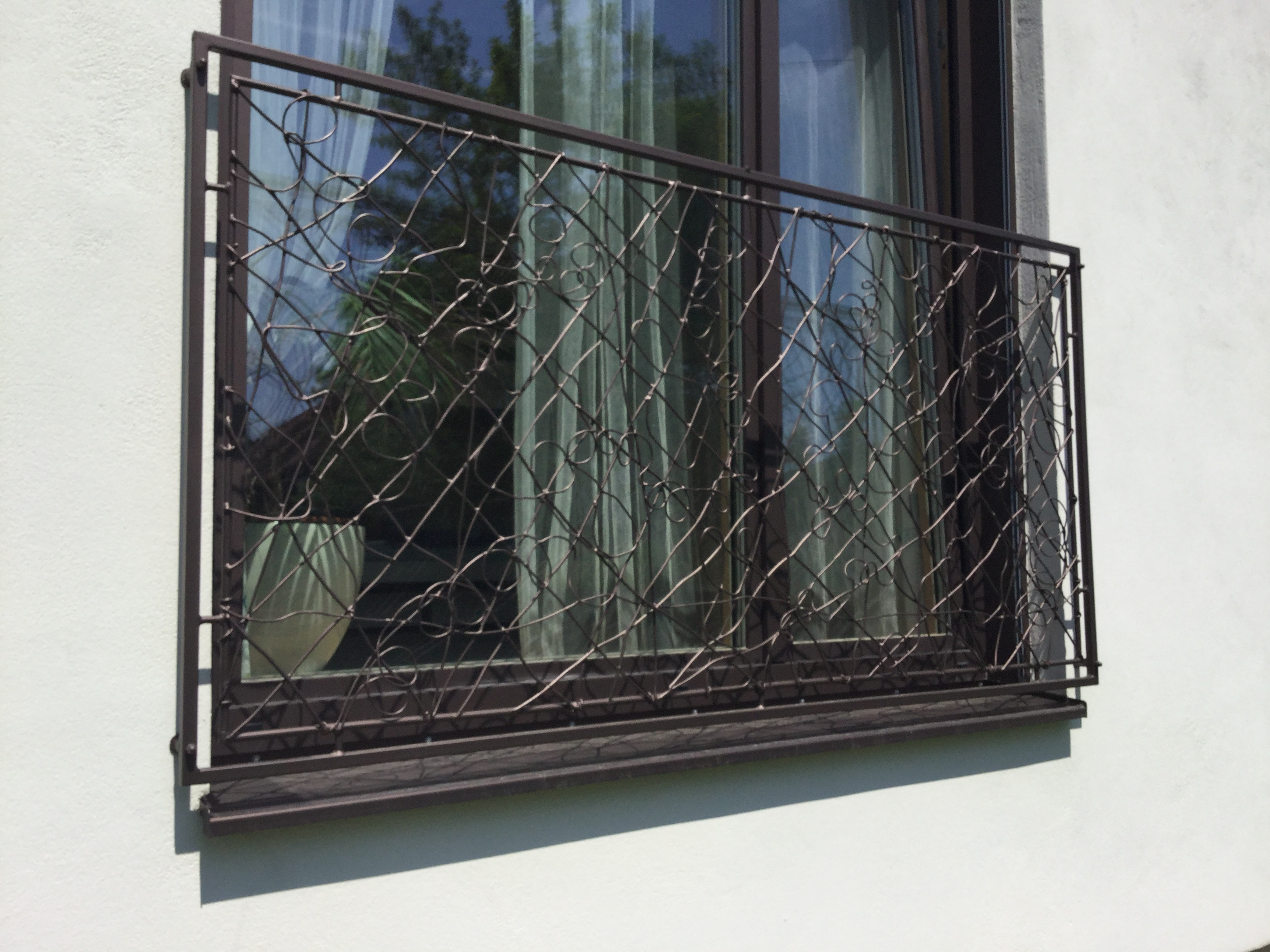 Securo Design französischer Balkon