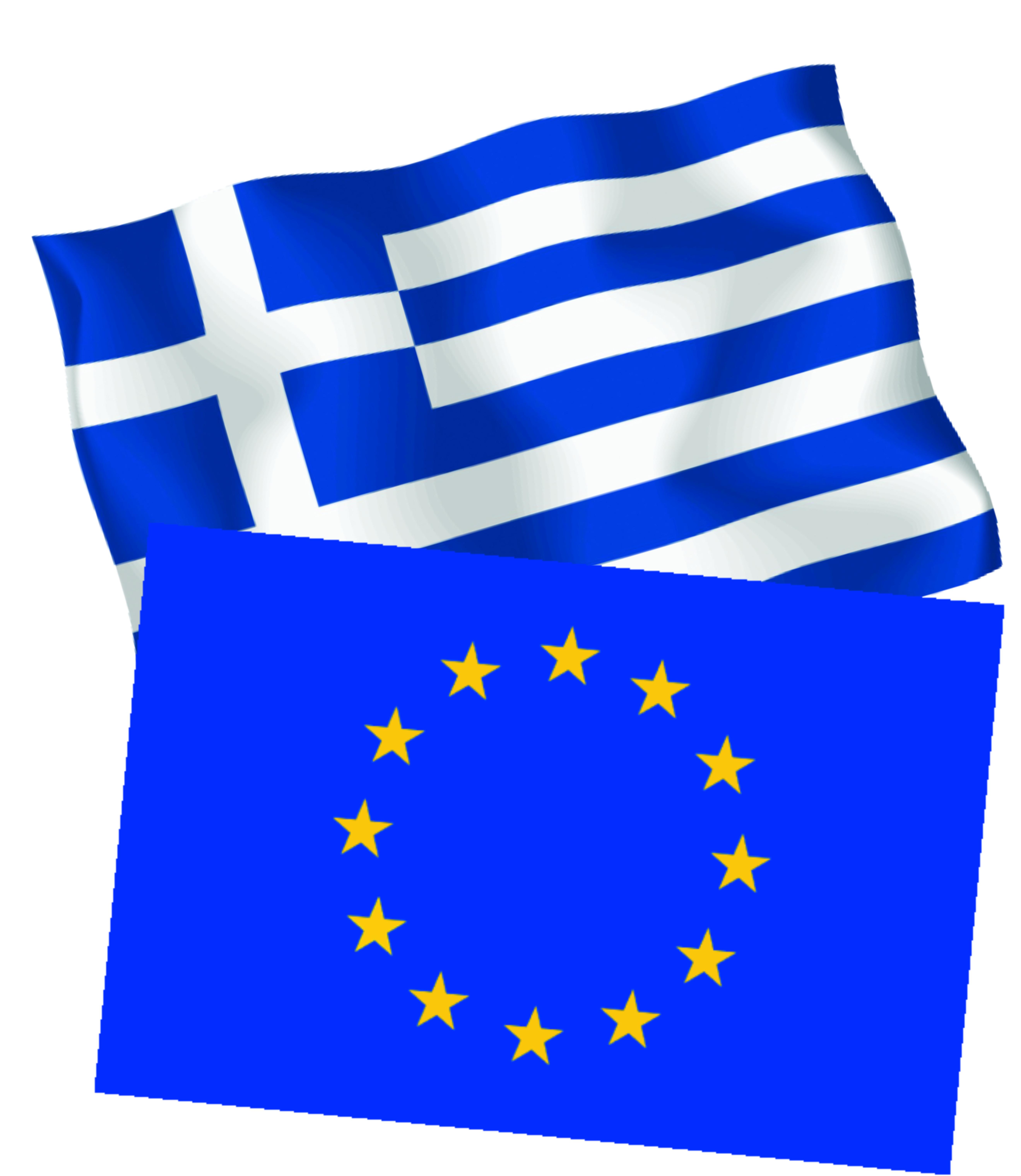 Σημαία Ελληνική ΚΩΔ: 201002  100x150cm ΚΩΔ: 201003  70x100cm Σημαία Ευρωπαϊκή ΚΩΔ: 201004  100x150cm