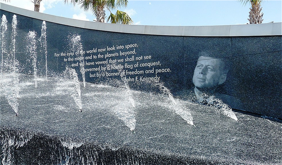 John F. Kennedy Fountain