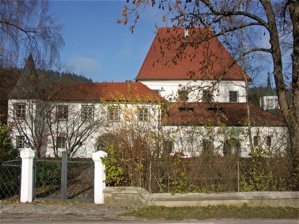 Schloss Erb - in Privatbesitz der Familie Haup-Stummer aus Wien