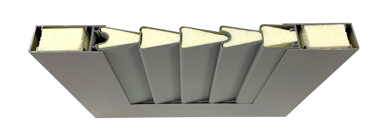 Modèle présenté : ISOS LJ (lames jointives).